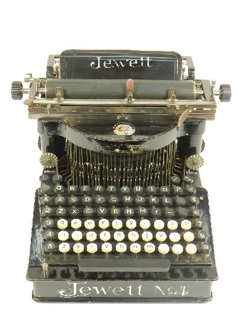 JEWETT Nº4  1897