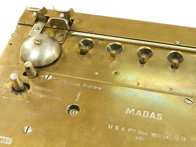 Imagen MADAS AÑO 1913 20763