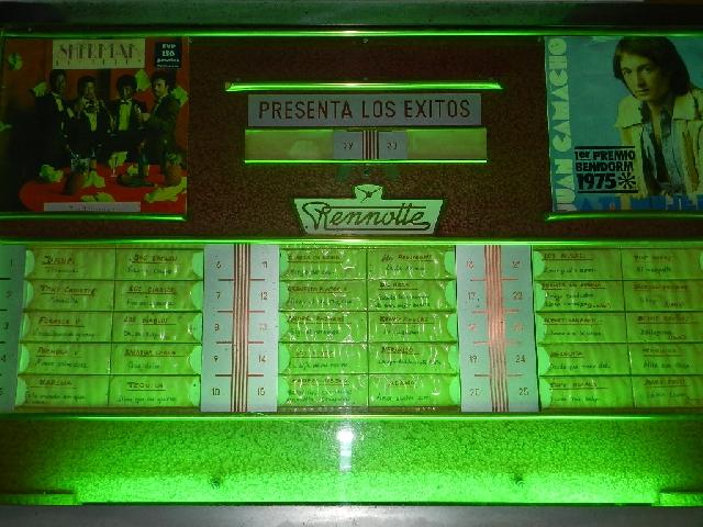 Imagen SINFONOLA PETACO 1948 20960
