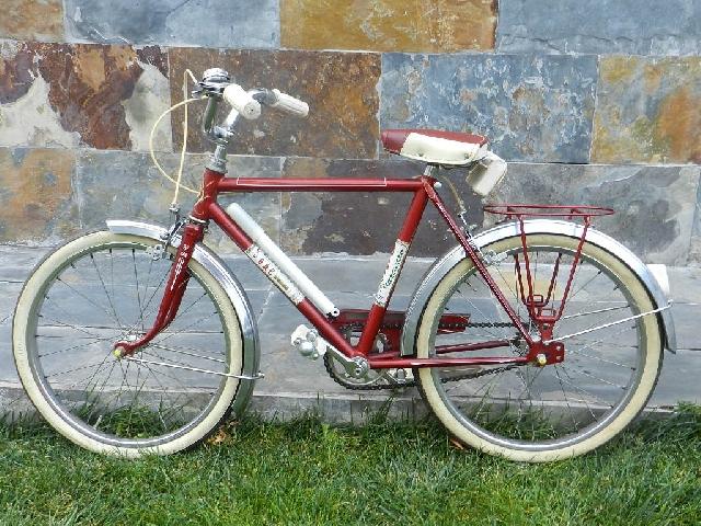 BICICLETA DE 1970