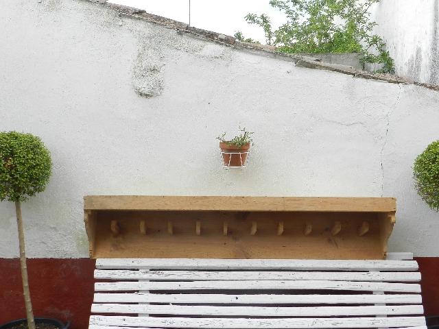 Imagen PERCHERO DE MADERA 21765
