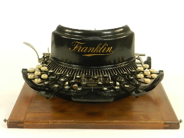 Imagen FRANKLIN Nº7 1897 22044