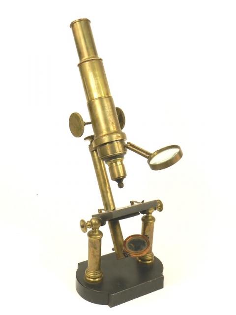 MICROSCOPIO 1850