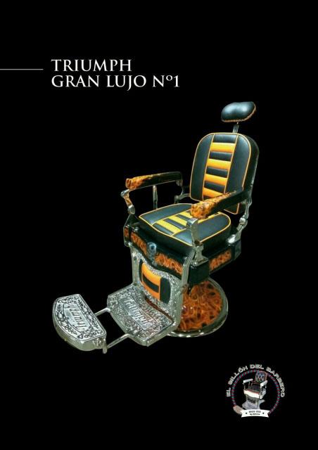 TRIUMPH GRAN LUJO Nº2
