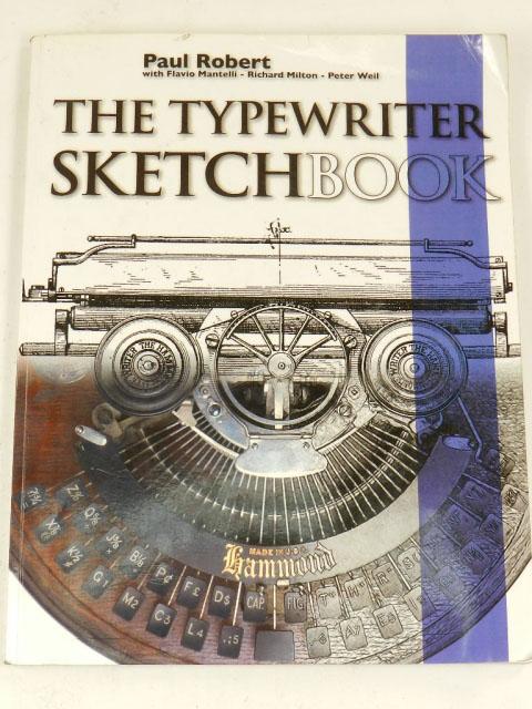 THE TYPEWRITER SKETCH BOOK