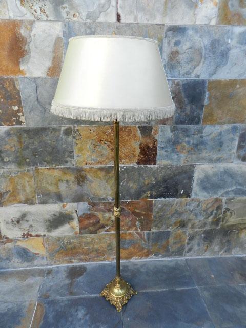 LAMPARA DE BRONCE 175 CM