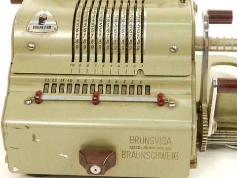 Imagen BRUNSVIGA 13 RK AÑO 1952 22845