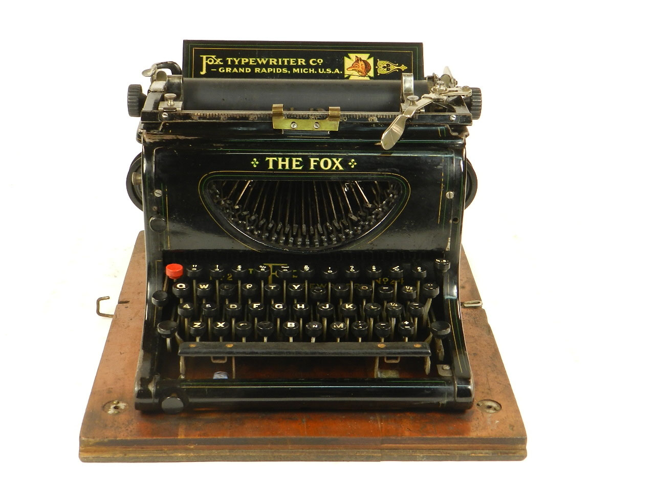 Imagen FOX Nº24 AÑO 1907 23329