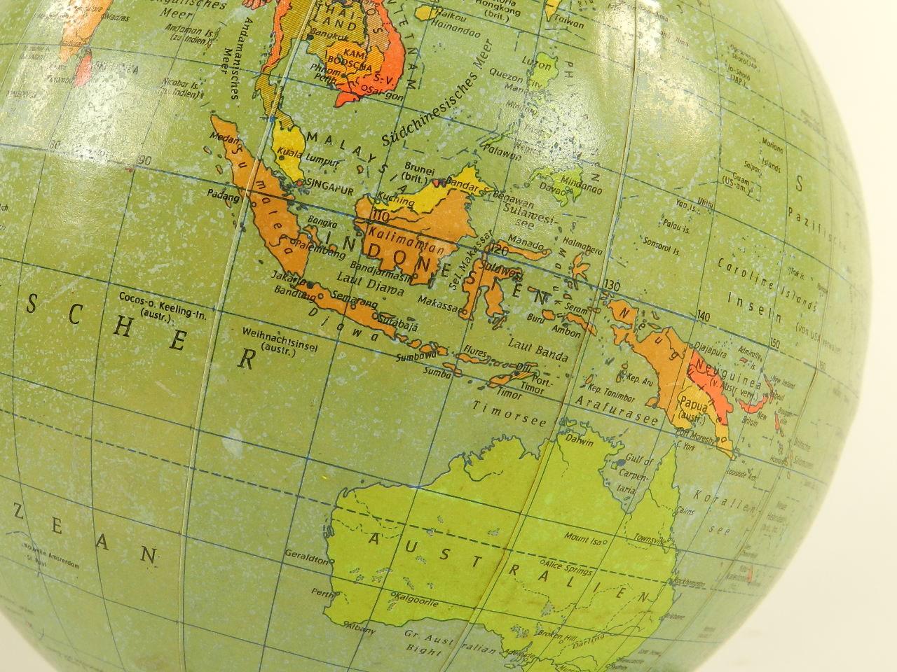 Imagen GLOBO TERRÁQUEO AÑO 1975 23344