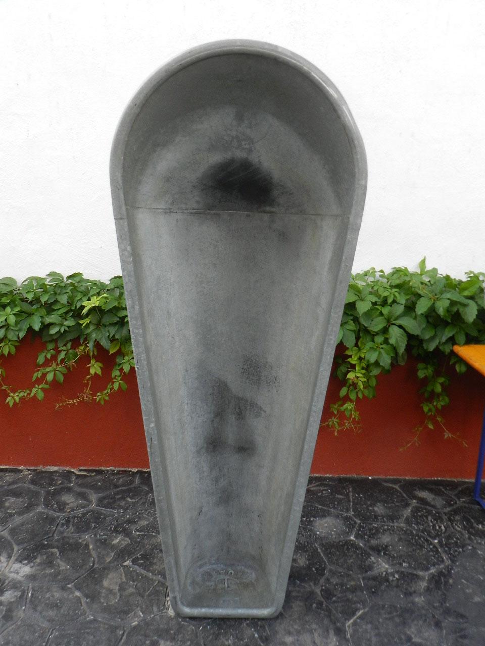 Imagen ANTIGUA BAÑERA DE ZINC  23439