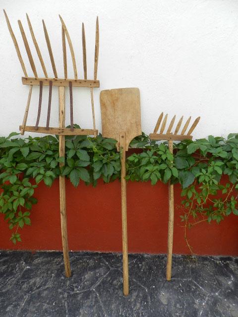 LOTE DE APEROS DE LABRANZA