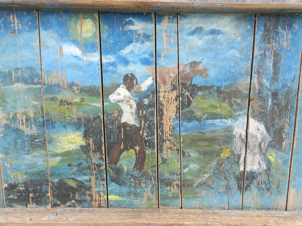 Imagen TABLERO DE CARRO AÑO 1940 23483