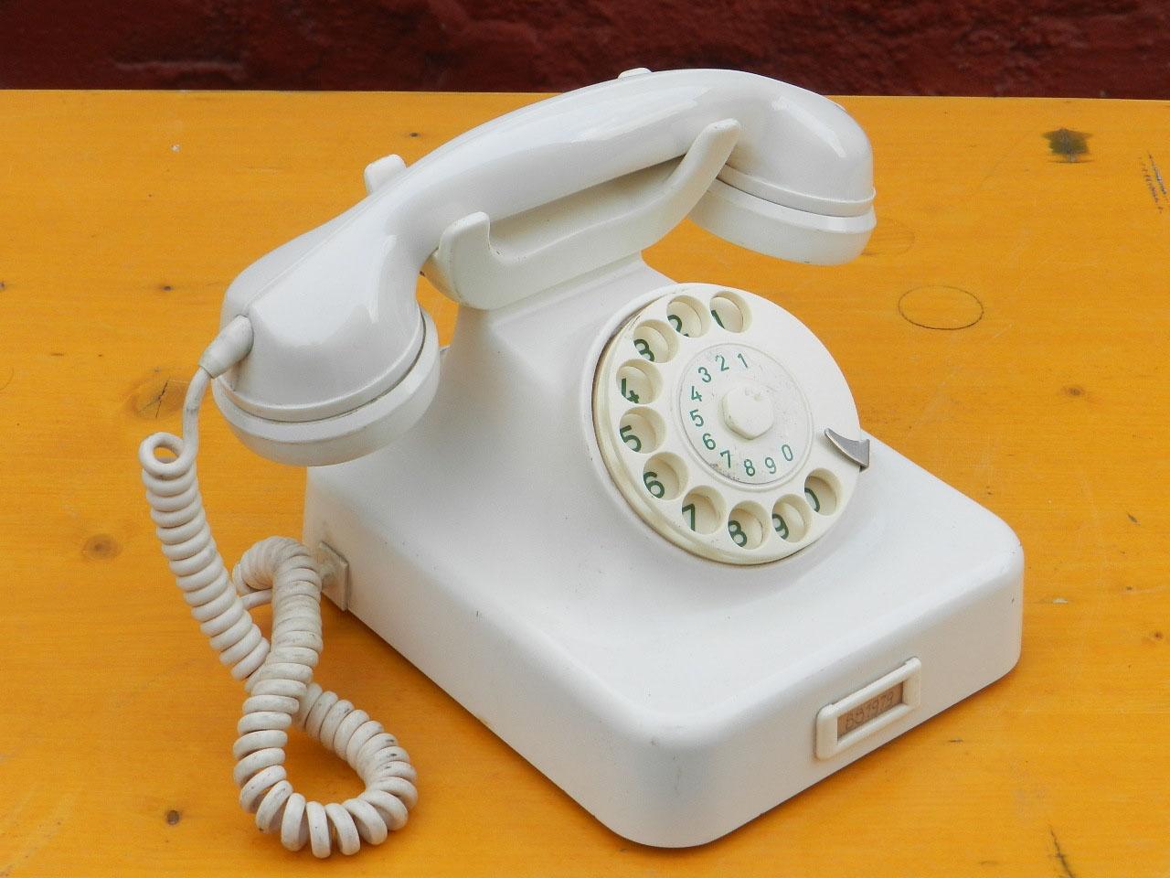 Imagen ANTIGUO TELÉFONO W48 AÑOS 50 23634