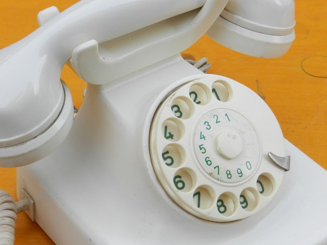 Imagen ANTIGUO TELÉFONO W48 AÑOS 50 23635