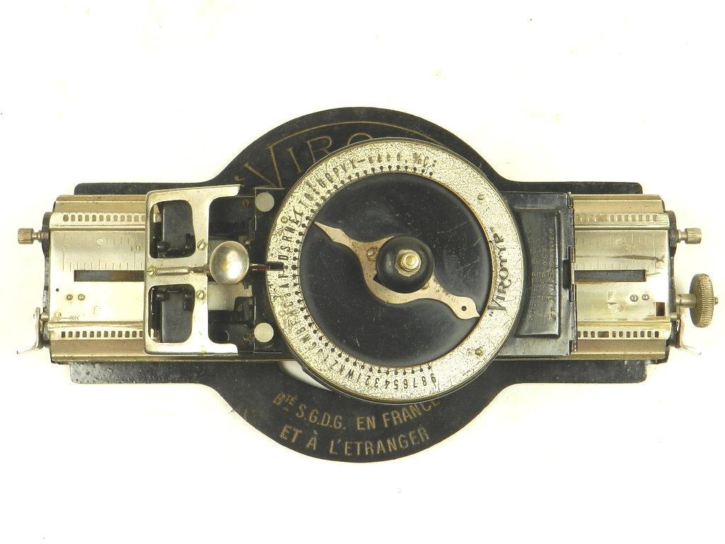 Imagen MÁQUINA DE ESCRIBIR VIROTYP AÑO 1914 23682
