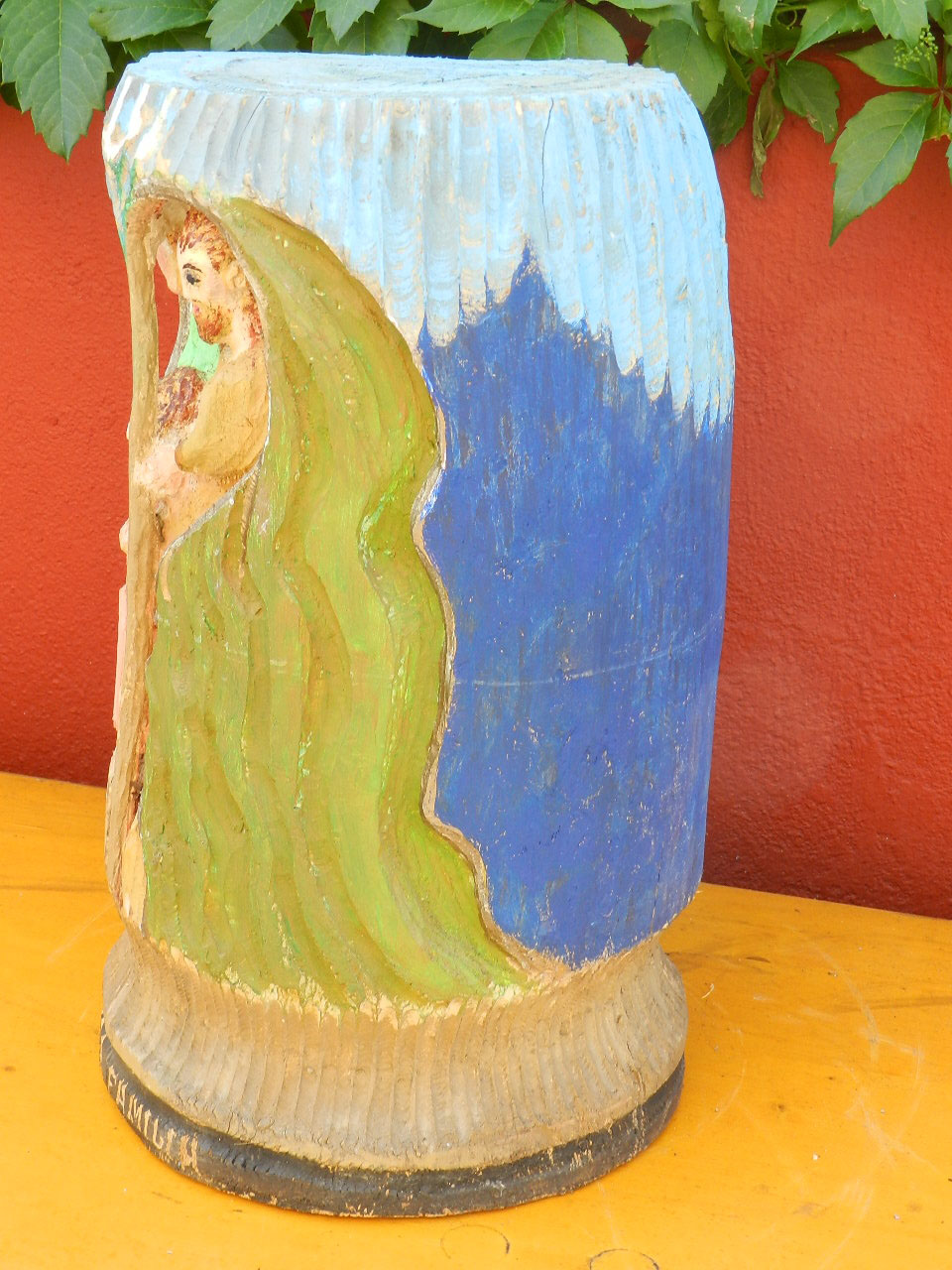 Imagen TALLA LA SAGRADA FAMILIA 24230