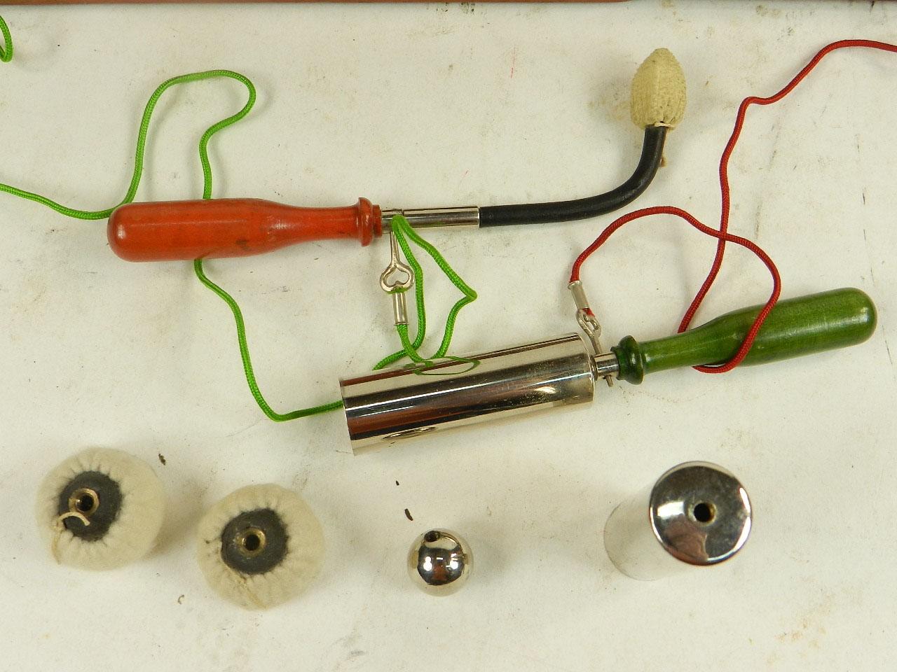 Imagen APARATO DE ELECTROSHOCK AÑO 1900 24407