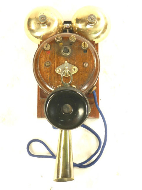 TELÉFONO THOMSON-HOUSTON 1920