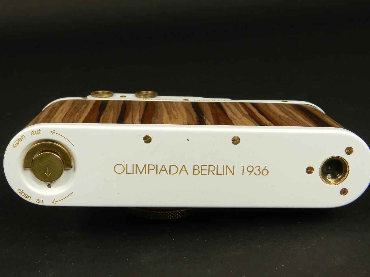 Imagen CÁMARA LEICA II D OLIMPIADAS BERLIN 1936 24641