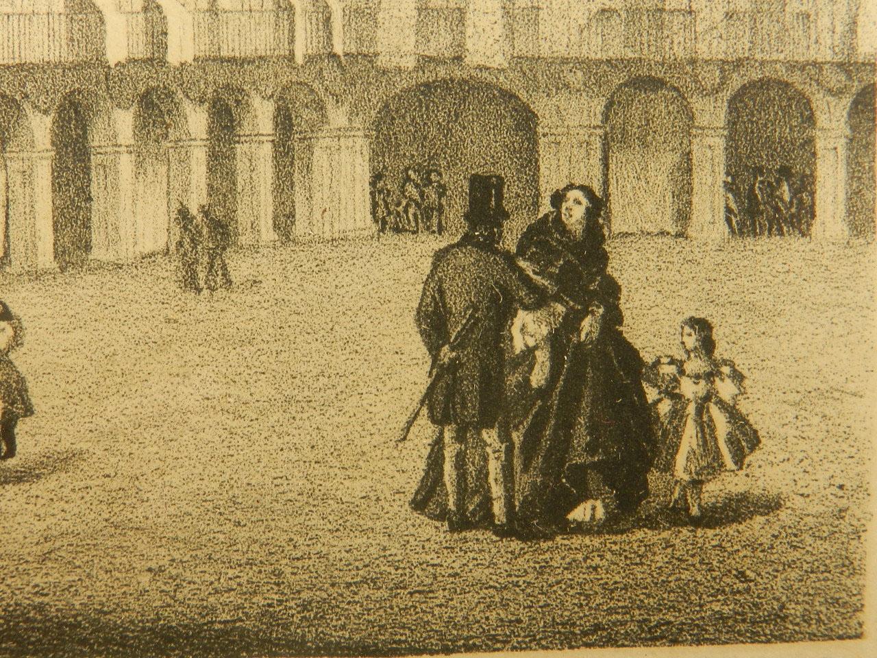 Imagen LITOGRAFÍA P. MAYOR SALAMANCA AÑO 1860 24846