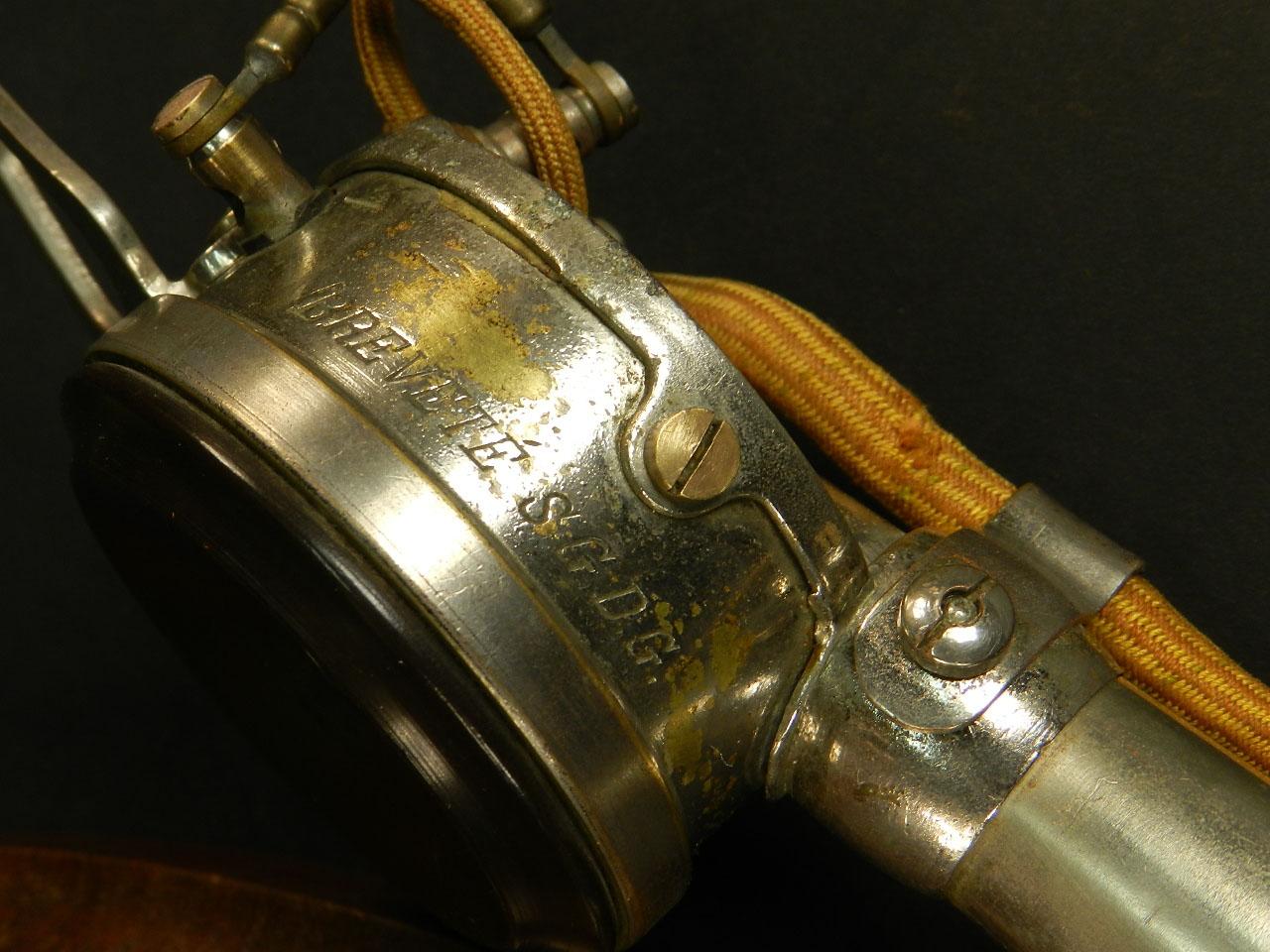 Imagen ESPECTACULAR TELÉFONO S.I.T  -EL VIOLÓN-  AÑO 1903 25597