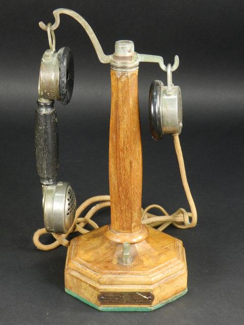 TELÉFONO NEYROUD & DOLABELA AÑO 1920