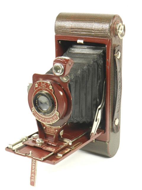 KODAK RAINBOW HAWK-EYE SPECIAL Nº2A FOLDING
