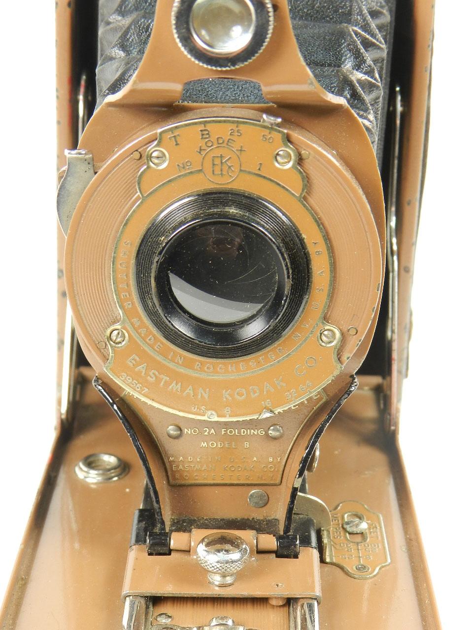 Imagen KODAK RAINBOW HAWK-EYE Nº2A FOLDING MODEL B 25786
