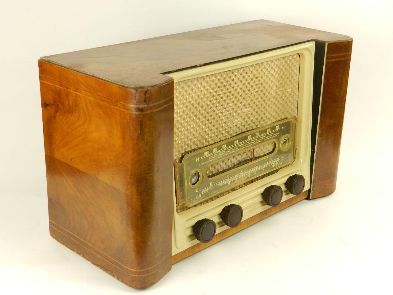 Imagen RADIO MARFIL AN-355 O.M  AÑO 1950 25923