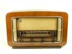 RADIO SONORA ELGANCE VII AÑO 1954