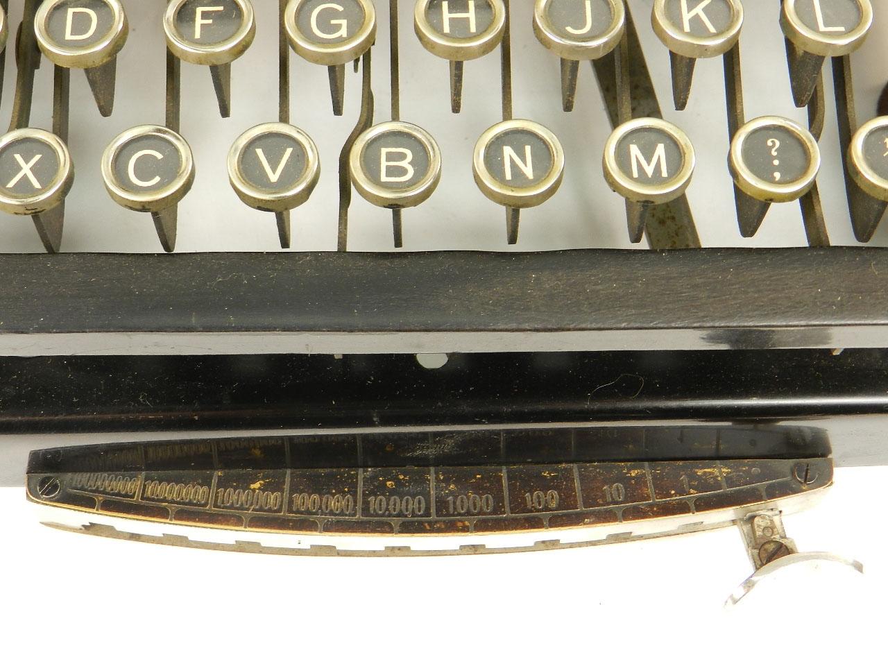 Imagen IDEAL A2 AÑO 1903 SEIDEL & NAUMANN 25940