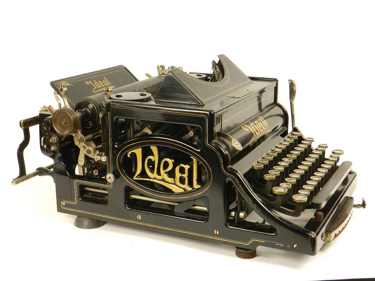 Imagen IDEAL A2 AÑO 1903 SEIDEL & NAUMANN 25943