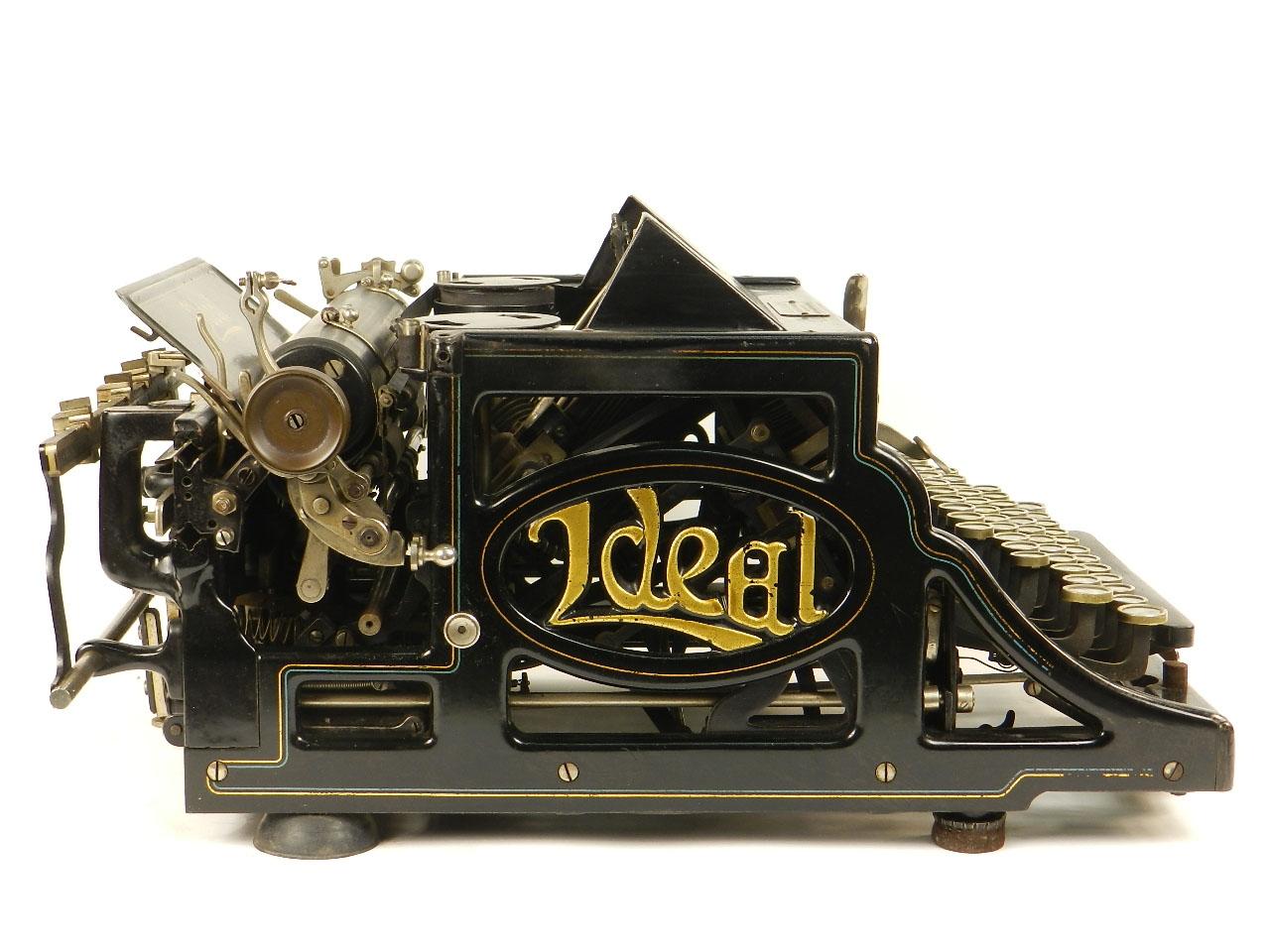 Imagen IDEAL A2 AÑO 1903 SEIDEL & NAUMANN 25947