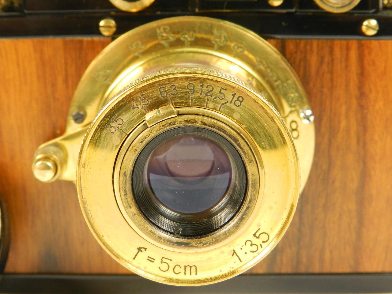 Imagen CÁMARA LEICA AÑO 1950 26000