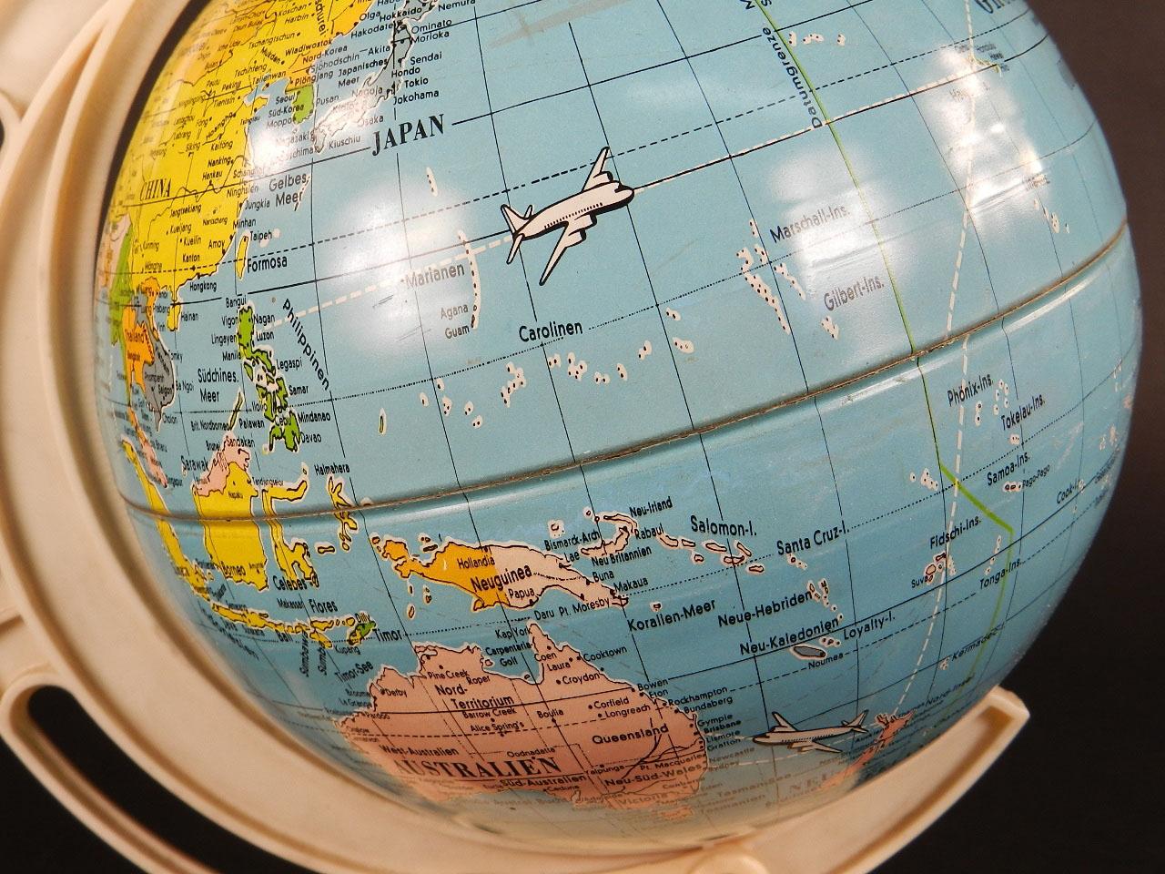 Imagen GLOBO TERRÁQUEO AÑO 1960 26051