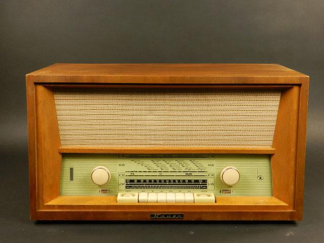RADIO NAUEN AÑO 1950-1960