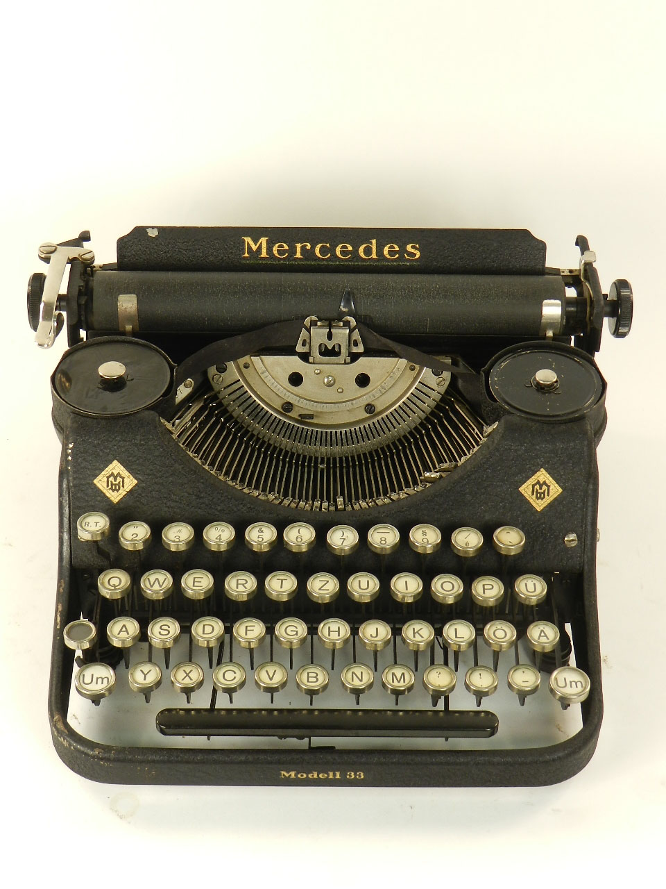 Imagen MERCEDES MODELL 33 AÑO 1930 26220