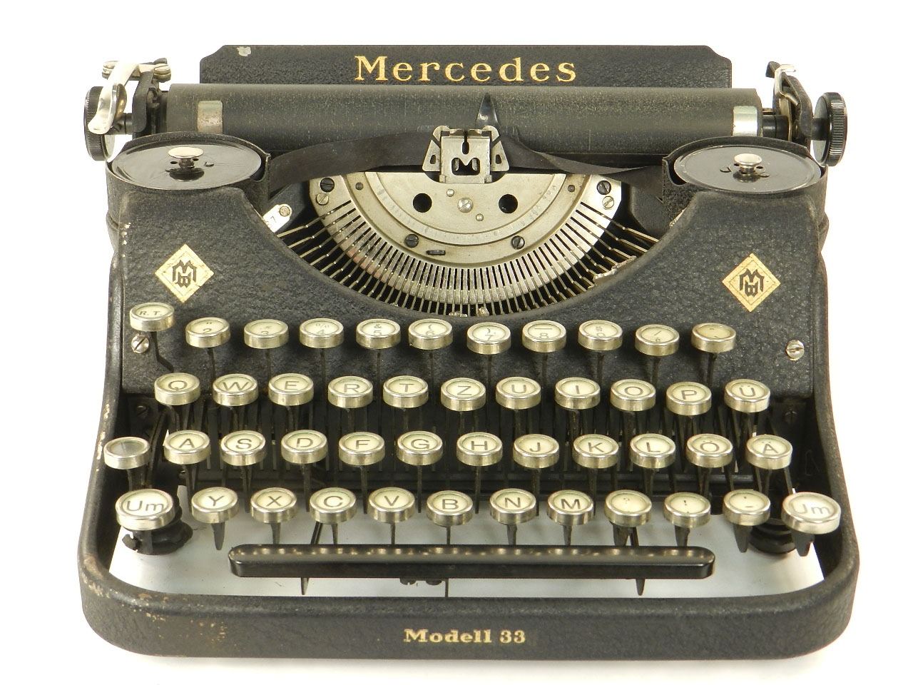 Imagen MERCEDES MODELL 33 AÑO 1930 26221