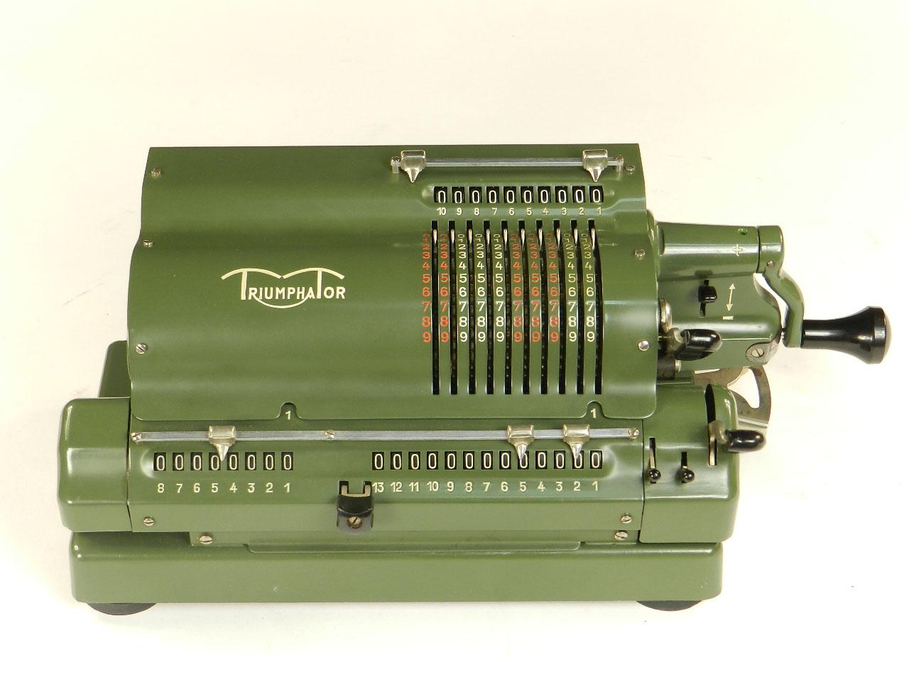 Imagen TRIUMPHATOR CN1 AÑO 1952 26364
