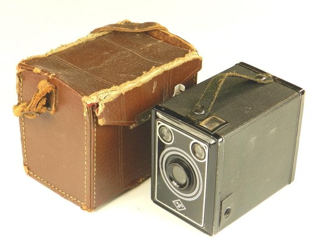 AGFA BOX 94  AÑO 1937