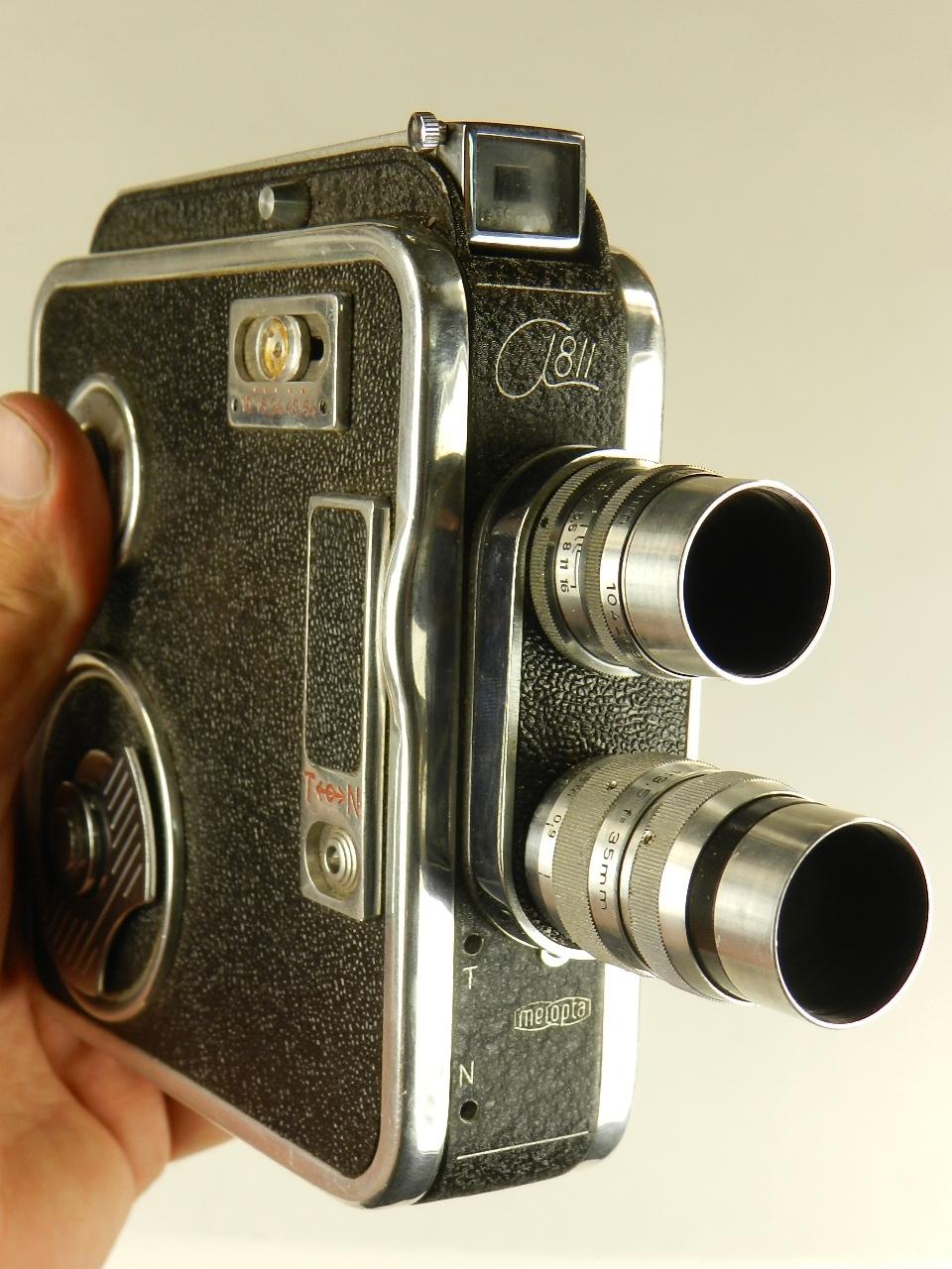 Imagen TOMAVISTAS MEOPTA a8II  AÑO 1955 26676