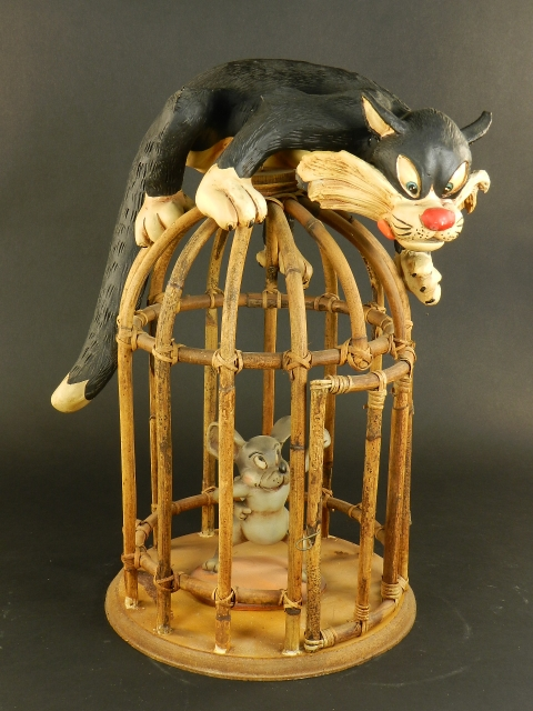 FIGURA DE TOM & JERRY