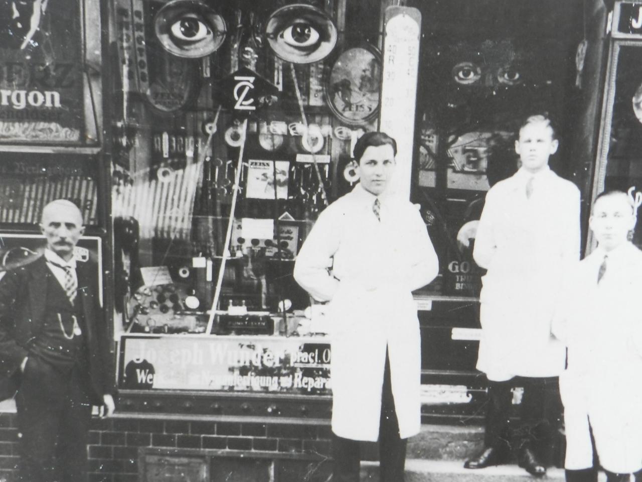 Imagen FOTOGRAFÍA DE UNA OPTICA ALEMANA 1926 26894