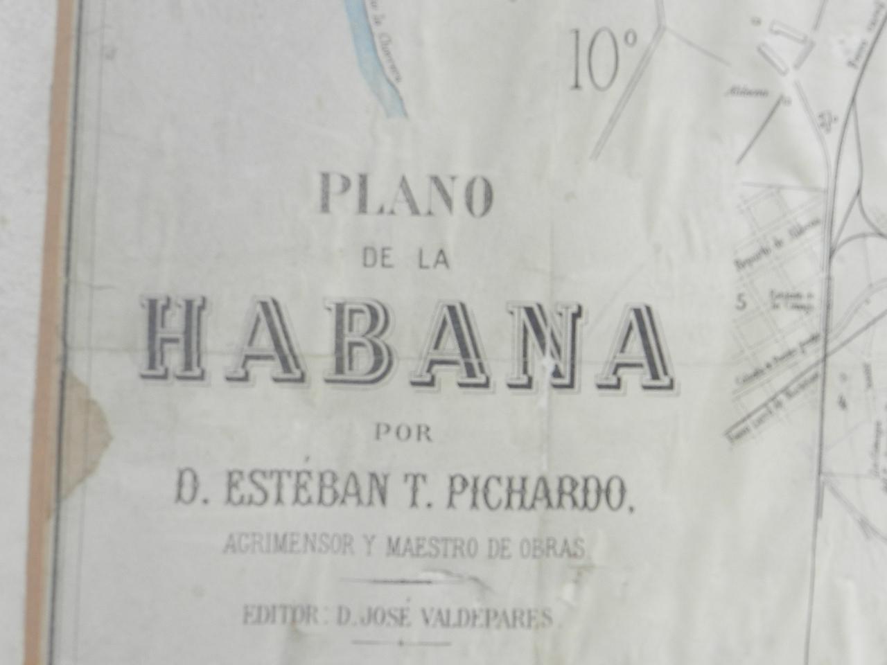 Imagen PLANO CIUDAD DE LA HABANA 26899