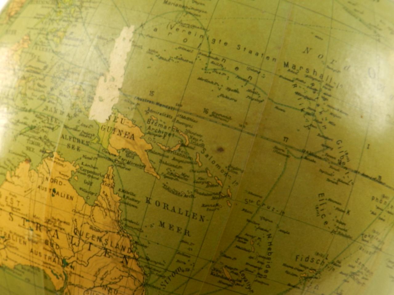 Imagen GLOBO TERRÁQUEO COLUMBUS AÑO 1940 27003