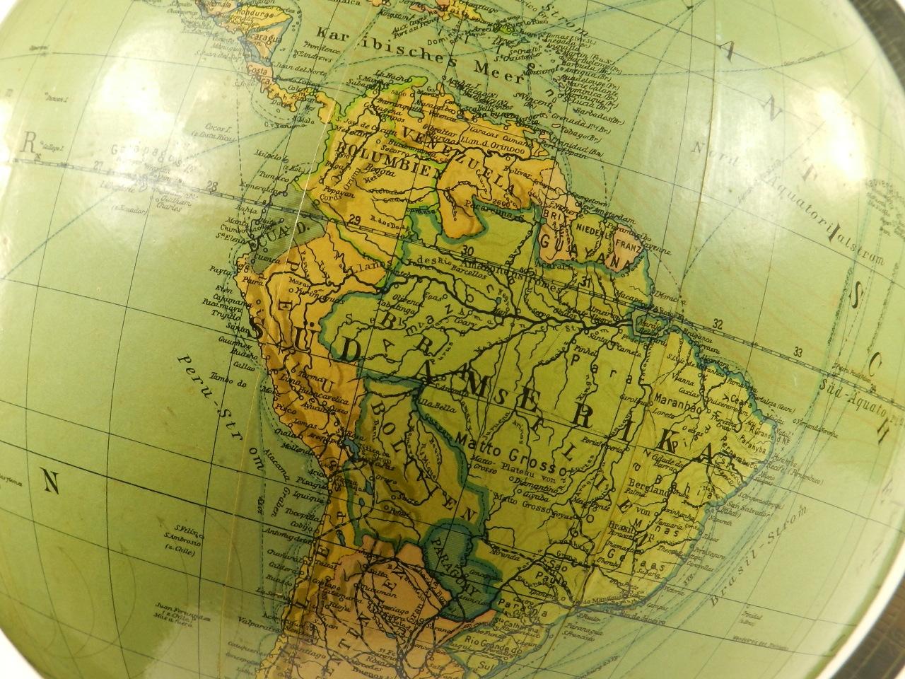 Imagen GLOBO TERRÁQUEO COLUMBUS AÑO 1940 27004