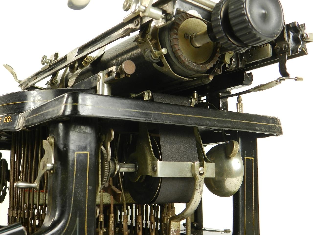 Imagen NEW CENTURY CALIGRAPH Nº5  AÑO 1897 27141