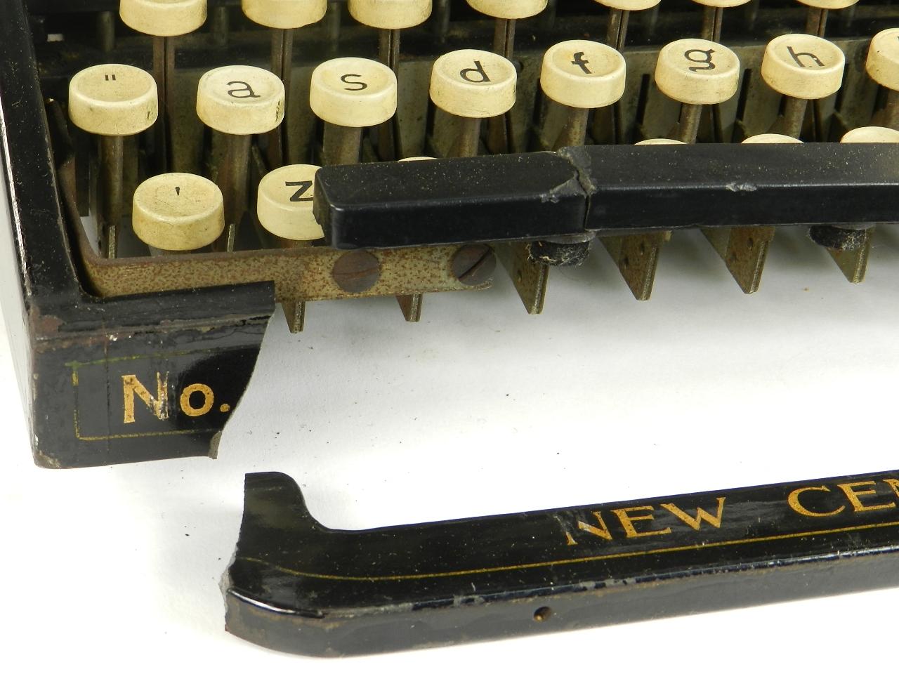 Imagen NEW CENTURY CALIGRAPH Nº5  AÑO 1897 27129