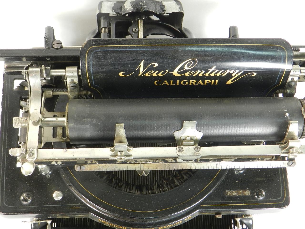 Imagen NEW CENTURY CALIGRAPH Nº5  AÑO 1897 27133