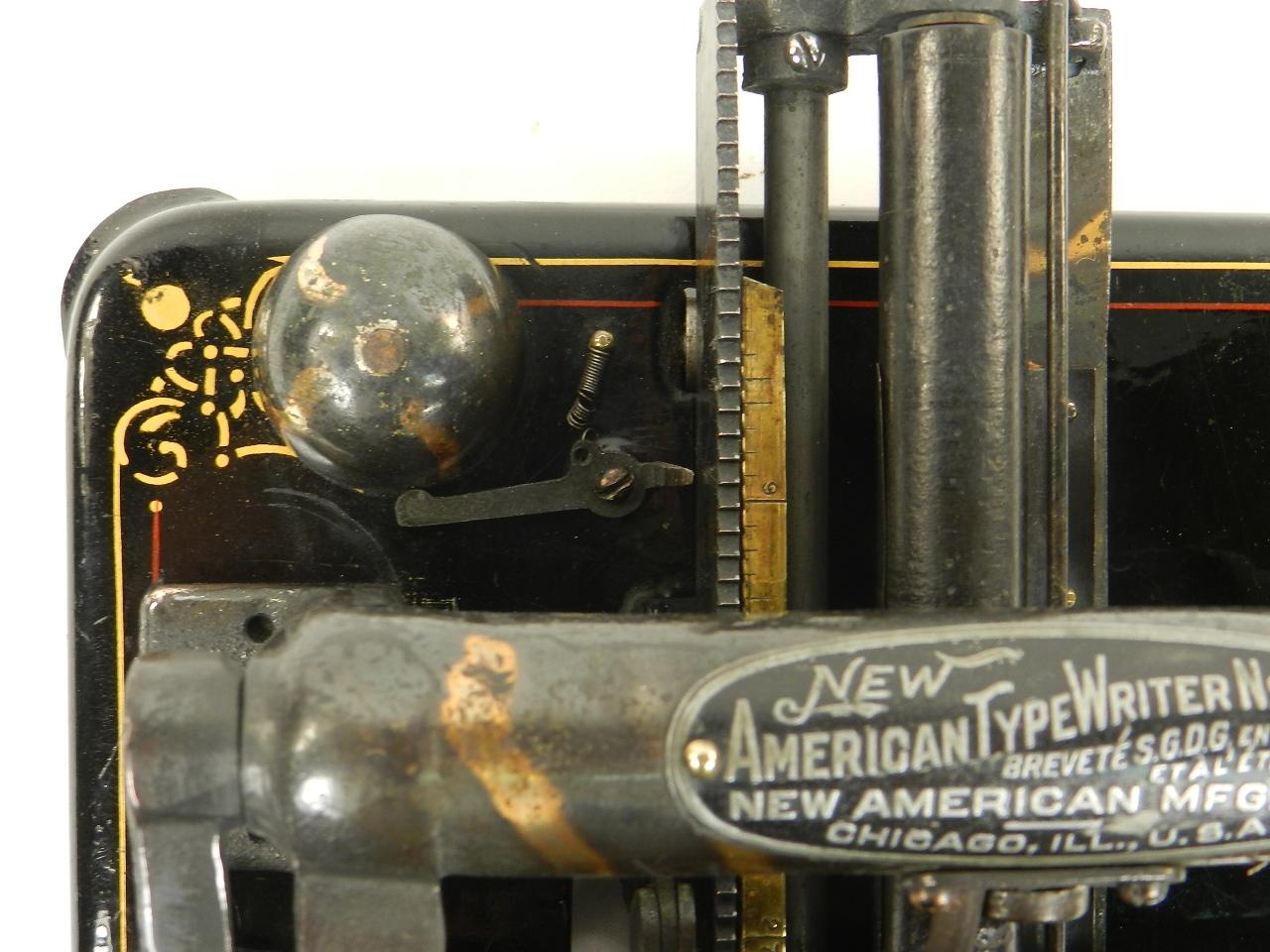 Imagen NEW AMERICAN Nº5  AÑO 1906 27156